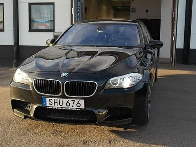 gebraucht BMW M5 -12/F10/DKG/HEAD UP/GARANTI/KEYLESS GO/360