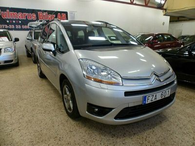 begagnad Citroën Grand C4 Picasso 1.6 HDiF EGS 7-sits 109hk