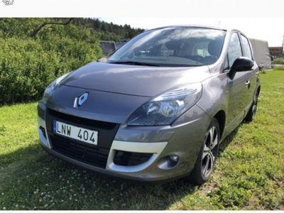 begagnad Renault Scénic lll 1,5 dci FAP -12