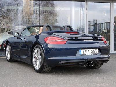 begagnad Porsche Boxster S 2013, Cab 539 000 kr