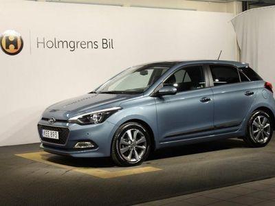 begagnad Hyundai i20 1.4 CRDi M6 Premium Plus