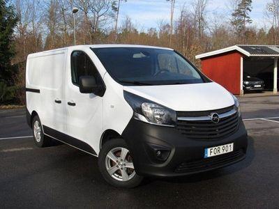 begagnad Opel Vivaro Van 1,6 CDTI Nav. Drag, 3-sits, 1 -16