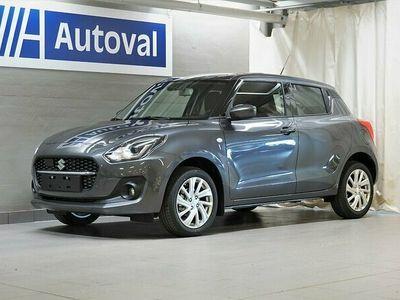 begagnad Suzuki Swift Select 4WD 48volt Mildhybrid 1.2 Euro 6