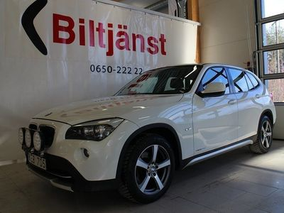 begagnad BMW X1 xDrive20d Steptronic 177hk