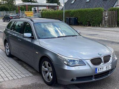 begagnad BMW 523 Välhållen • Lågmilad • 2-nycklar