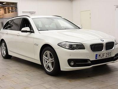 begagnad BMW 530 d xDrive 258hk SKINN / AUT SV-SÅLD