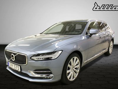 usado Volvo V90 D5 AWD Inscription Drag/V-hjul -17