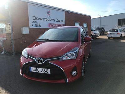 begagnad Toyota Yaris Multidrive S