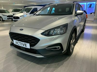 begagnad Ford Focus Active Combi 1.0T (125hp) EcoBoost Hybrid