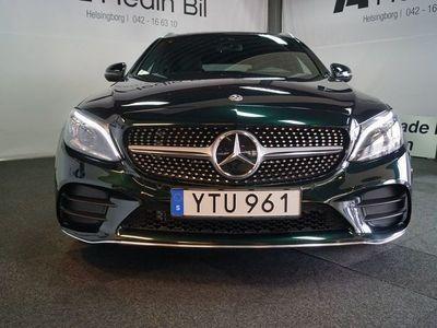 begagnad Mercedes C220 d 9G-Tronic Kombi AMG Line