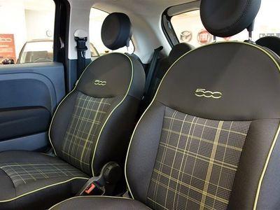 begagnad Fiat 500 Lounge Ovrigt 2015