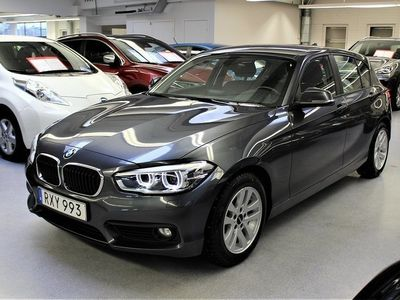 begagnad BMW 116 d 5-door Advantage Euro 6 116hk / KROK
