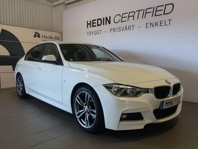begagnad BMW 318 d Sedan M-Sport /Vinterhjul/ -16