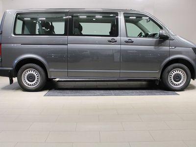 begagnad VW Caravelle Trendline TDI 150 DSG Komfortpaket 9-Sits