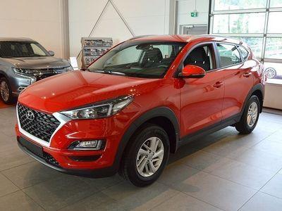 begagnad Hyundai Tucson 1.6 GDi 2WD Life