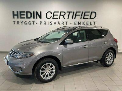 begagnad Nissan Murano 2.5 dCi 4x4 Automatisk 2011, SUV Pris 99 900 kr