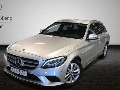 begagnad Mercedes C200 KOMBI AVANTGARDE AUT NAVI