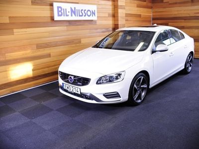 begagnad Volvo S60 D4 S/S R-Design Business E PRO -15