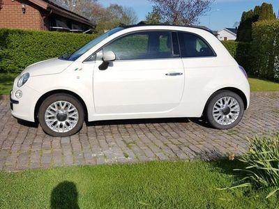 begagnad Fiat 500C