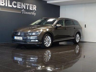 begagnad VW Passat 2.0 TDI 4Motion Executive 190hk