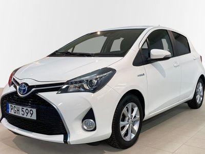 begagnad Toyota Yaris Hybrid 1.5 HSD 5-D INTENSE EDITION
