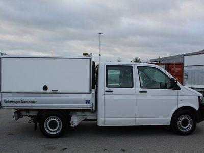 begagnad VW Transporter Chassi 2.0 TDI 140hk 4M D-Värm V-Inr