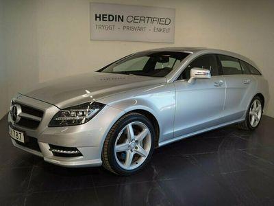 begagnad Mercedes CLS350 218CDI 4MATIC