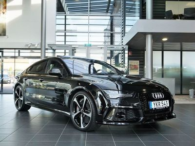 used Audi RS7 Performance 4.0 TFSI V8 605hk