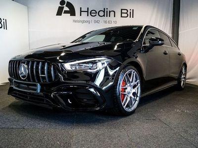 begagnad Mercedes CLA45 AMG Shooting Brake Mercedes-AMG S 4MATIC+ / Premiumplus Paket