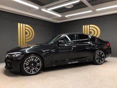 begagnad BMW M5 (600hk) Kolfiber / Sv-såld / Låga skatten