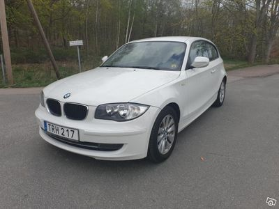 used BMW 116 d 3dr NyBes/Nyservad -11