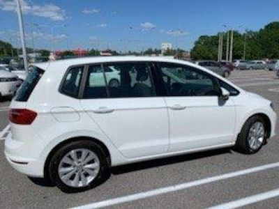 begagnad VW Golf Sportsvan 1,4 TSI (125 hk) Masters