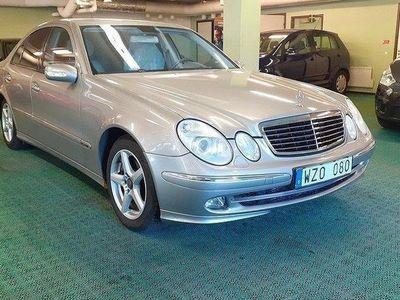 begagnad Mercedes E280 CDI 7G-Tronic 190hk