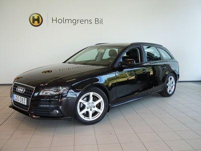 begagnad Audi A4 2.0 TDI Avant (136hk)