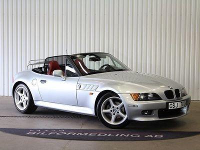 usata BMW Z3 2.8i Roadster *7628* 192hk Svensksåld
