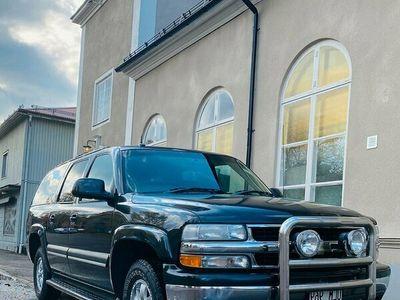 begagnad Chevrolet Suburban 5.3 V8 FlexFuel 7-sit 299hk (SÅLD)