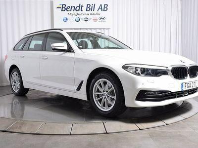 begagnad BMW 520 d xDrive/Vinterhjul ingår/Värmare