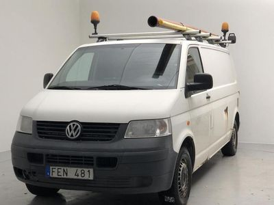 begagnad VW Transporter T5 2.5 TDI 4-motion