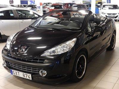 begagnad Peugeot 207 CC Cab Skinn