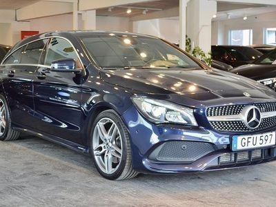 begagnad Mercedes 220 CLA BenzShooting Brake Amg Aut Drag 2019, Sportkupé 299 900 kr
