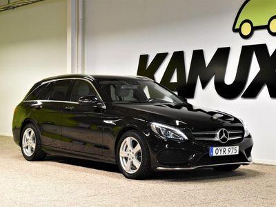 begagnad Mercedes C220 CAMG S&V-Hjul (170hk)