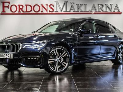 begagnad BMW 740 LE XDRIVE iPERFORMANCE M-SPORT