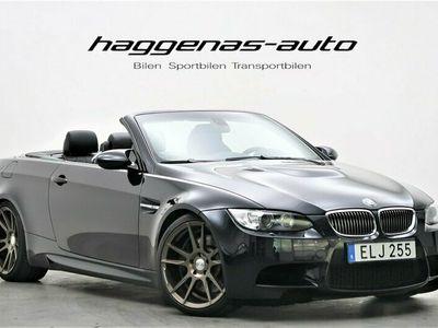begagnad BMW M3 Cabriolet Cab Supersprint EDC 2008, 349 000 kr