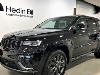 begagnad Jeep Grand Cherokee S MODEL 3,6 V6 MY18