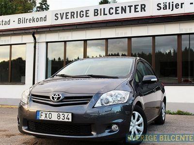 gebraucht Toyota Auris 1,4 D-4D DPF MAN FWD 5D S/SÅLD