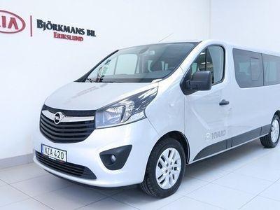 begagnad Opel Vivaro 1.6 CDTI 9 sittplatser