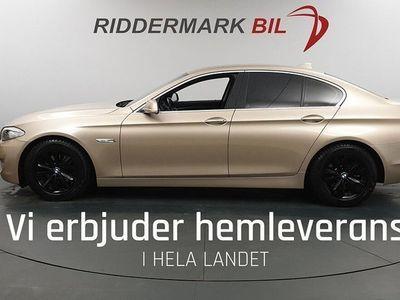 begagnad BMW 523 i Sedan, F10 (204hk)