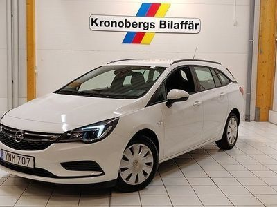begagnad Opel Astra Enjoy Sports Tourer 1.0T 105hk Aut -17