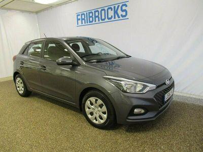 begagnad Hyundai i20 1.2 Life 5-d 84hk