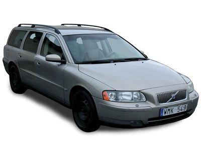 begagnad Volvo V70 2.5T Kinetic 210hk